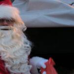 Julemanden blev kaldt frem