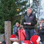 Flemming Nørgaard var juletaler