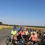 Cyklisterne venter