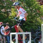 Cykelakrobatik