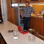 Peter Dahlgaard klar ved baren