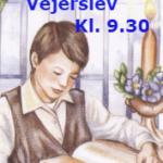 Konfirmation dreng Vejerslev