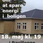 Pavillonen energi