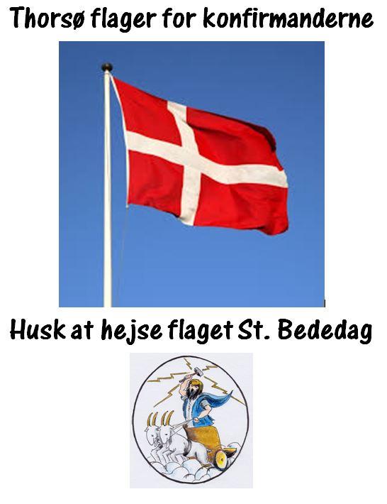 Thorsø flager for konfirmanderne (JPG)