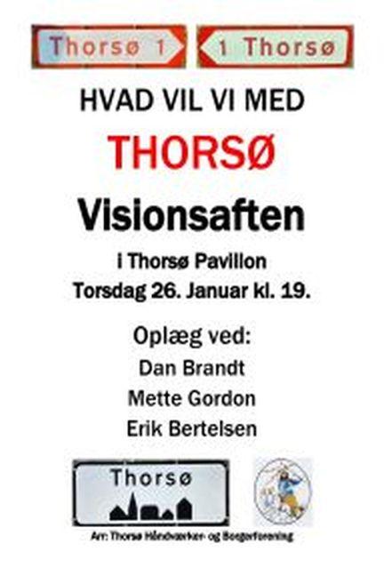 Vision hjemmesiden
