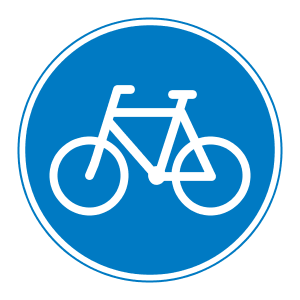 Cykelsti!