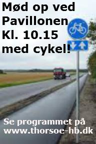Cykelstiindvielse